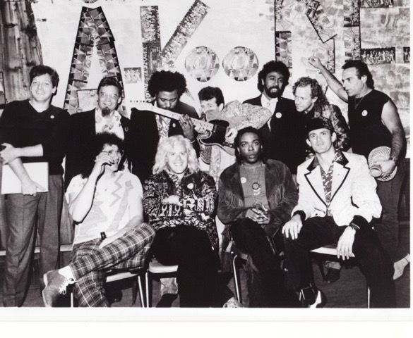 Album Release Party 1988